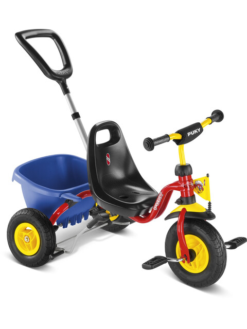Puky CAT 1 L - Tricycle Enfant - rouge
